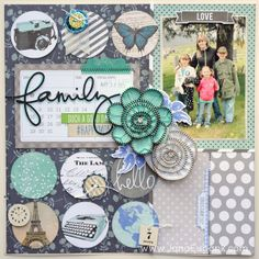 Scrapbook Layouts Videos, Simple Scrapbook Layouts For Beginners and Pics of Scrapbook Templates Psd. Scrapbook Sketches, Scrapbook Page Layouts, Scrapbook Paper Crafts, Scrapbook Cards, Scrapbook Templates, Paper Crafting, Thing 1, Smash Book, Mini Albums