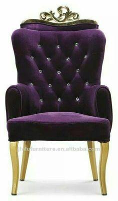 Purple chair                                                                                                                                                                                 More