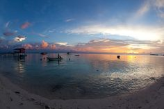 Mantanani Island, Sabah, Borneo