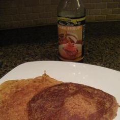 Ideal Protein Pumpkin Pancakes  *Coach approved for ALL phases.  (Recipe makes 2 servings)