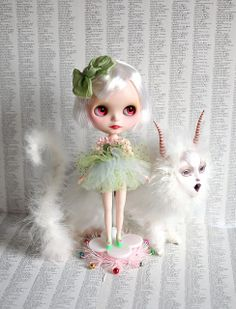 Tink and the Shatterclaw - Dreaming of Neverland by mab graves, via Flickr