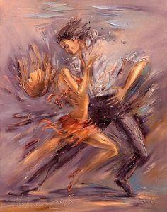 Igor Goncharov / Игорь Гончаров, 1959 | Figurative painter