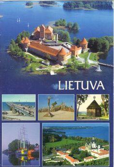 Lietuva, Lithuania.
