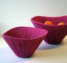 DIY yarn bowl!