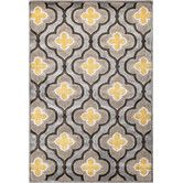 Found it at Wayfair - Paris Silver/Charcoal Livingston Rug