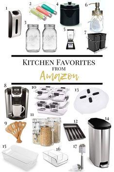 Must Have Office Gadgets - - Mutfak Aletleri Kitchen Gadgets - Black Kitchen Gadgets - - Best Amazon Buys, Best Amazon Products, Must Have Kitchen Gadgets, Kitchen Must Haves, Home Organization Hacks, Kitchen Organization, Organizing, Apartment Must Haves, Apartment Ideas