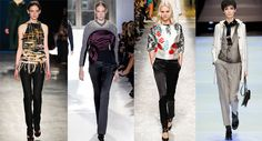 Fashion Trousers Autumn-Winter 2014-2015:Classic Trousers