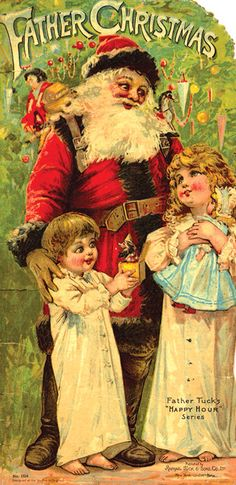 """Father Christmas 