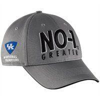 Kentucky Wildcats 2012 NCAA Men's Basketball National Champions Nike Coaches Locker Room Hat