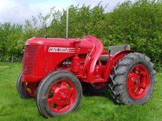 1943 David Brown Tractor