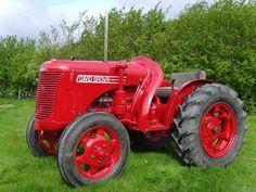 1943 David Brown Tractor