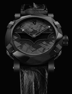Romain Jerome x Batman 75th Anniversary DNA Watch