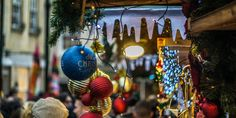 Exceptional Christmas Markets in England