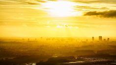 Spijkenisse Sunset!