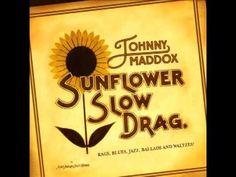 Sunflower Slow Drag (SCOTT JOPLIN, 1901) Ragtime Piano Roll Legend.
