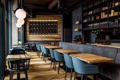 Chop Urban Grill restaurant by Todor Cosmin, Cluj Napoca – Romania