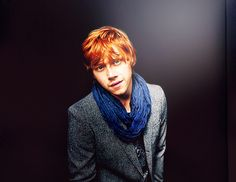 Rupert Grint. There is nothing better then a hot ginger:)
