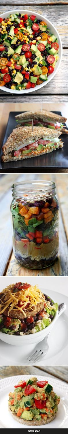 Pin for Later: 50+ Lunch Recipes That Help With Weight Loss (and Are Under 500 Calories!)