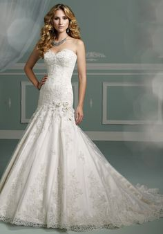 James Clifford Collection J11314 Wedding Dress - The Knot