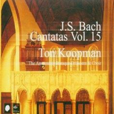 Precision Series Tom Koopman - Bach: Cantatas: Vol. 15