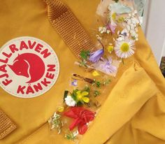 Kanken backpack in warm yellow  Email us seobishop@gmail.com to get Kankens at factory price