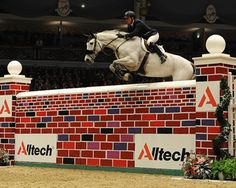 Guy Williams Puissance at Olympia