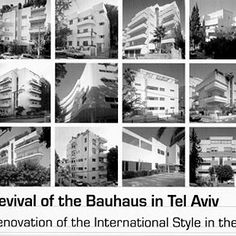 One of the best books assembled about the Tel Aviv Bauhaus collection of buildings. In both hebrew and english.