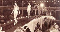 OĞUZ TOPOĞLU : 1958 avrupa güzellik yarışması istanbul