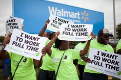Walmart Workers Walk Off Job in First Wave of 1000 Protests | Common Dreams | Support Walmart employees, boycott the superstore on Black Friday no matter what!
