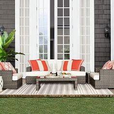 Outdoor Patio Furniture & Outdoor Lounge Furniture | Williams-Sonoma