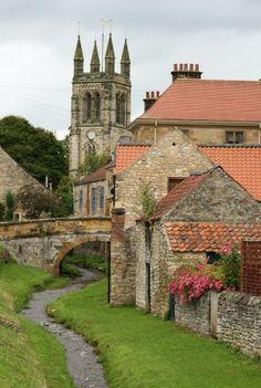 Borobeck, Helmsley, Yorkshire