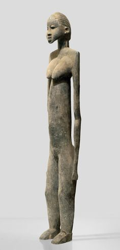 A Lobi sculpture of the Some Binlare, Gongongbili, region of Poni, , source: http://www.tribalartforum.com