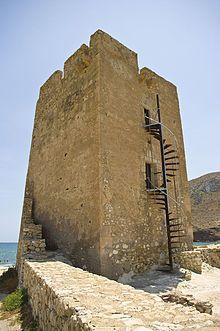Águilas - Torre de Cope, del siglo XVI