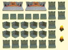 Den of Evil - Room Set – Dwarven Forge