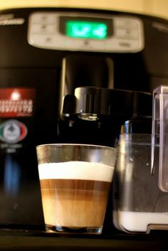 "Weekendtesten: Philips Saeco Intelia ""One Touch cappuccino"" - gastromand.dk"