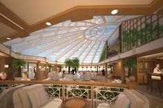 Queen Elizabeth Cunard Cruises