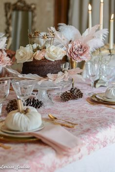 French-Country-Home-Decor-Party-Decor-Ideas-Painting-Tips-pink-fall-decorations-12