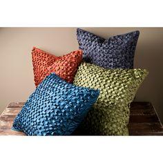 Cranbrook Down or Poly Filled Throw Pillow | Overstock.com