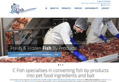Pet Food, Bait, Frozen, Designers, Fish, Food And Drink, Website, Pets, Products
