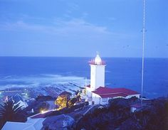 Lighthouses of South Africa, St Blaize Lighthouse, Mossel Bay. South Afrika, Garden Route, Beach Art, Vacation Destinations, Landscape Photography, Africa, Around The Worlds, Adventure, Pictures