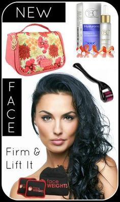 Face Lifting & Skin Tightening DIY Deal Of The Day - FREE SHIPPING