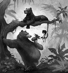 Hoping to catch jungle book this weekend, I'm hearing it's good. I felt like…