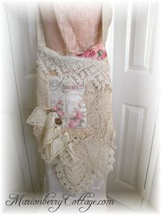 The French Victorian Gypsy boho slouchy handbag