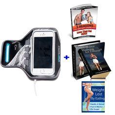 Sportbangle Armband For iPhone 5/5S/5C, iPod Touch 5   Key Holder,    3 FREE eBooks http://www.amazon.com/gp/product/B00KICH03A