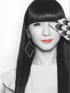 Kashiyuka!! She's so beautiful❤