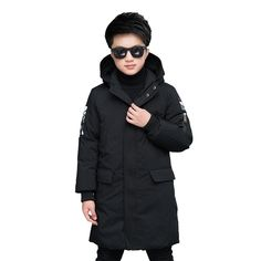 Find More Kids Down & Parkas Information about Fashion boys winter jacket kids hooded coats long children warm cotton clothes handsome jackets Patchwork Fur collar down parkas,High Quality Down & Parkas from KASTURIA Store on Aliexpress.com Kids Winter Jackets, Hooded Coats, Down Parka, Fur Collars, Boy Fashion, Hoods, Raincoat, Handsome, Warm