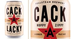 Cack-A-Lacky Ginger Pale Ale
