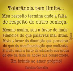 ByNina #respeito #frases #instabynina