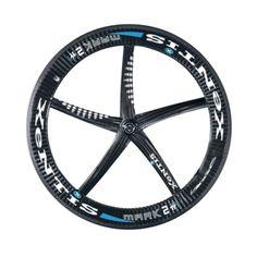 Xentis Mark 2 TT Clincher Wheel Rear