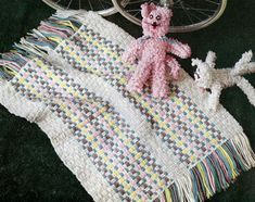 NEW! Knitted Carriage Cover pattern from Baby Book Crocheted & Knitted, Star Book No. 153.